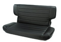 Fold Tumble Rear Seat Black De 41415