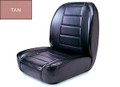 Lower Back Front Bucket Seat T