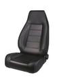 Front Seat w/ Recliner Black D