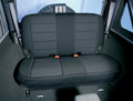 Neoprene Seat Cover Rear Black