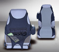 Seat Protector Black Gray Neop