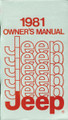 OWNER'S MAN 1981