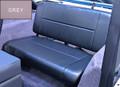 Standard Rear Seat Gray