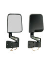 LED MIRROR PAIR BLK