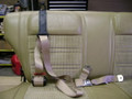 Seat Belt Shoulder 3rd Row FSJ