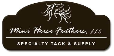 Miniature Horse Supplies by Mini HorseFeathers