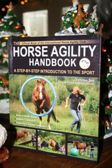 Book: HORSE AGILITY HANDBOOK: A Step by Step Introduction to the Sport