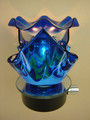 WAVE BLUE NIGHT LIGHT OIL BURNER MM