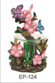 BUTTERFLIES ELECTRIC POLY RESIN OIL BURNER ET