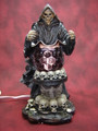 GRIM REAPER 2 POLY RESIN ELECTRIC OIL BURNER MM M8038