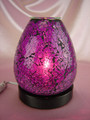 EGG TOUCH PURPLE CRACKLE ELECTRIC OIL BURNER MM HP 0101