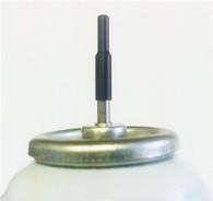 Tactical Crusader Green Gas Nozzle Extender for Deep Well Gas Guns