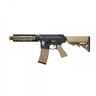 G&G GR4 CQB-S Mini AEG Rifle Black/Tan