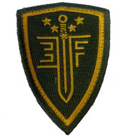ELITE FORCE Airsoft Velcro Backed Patch