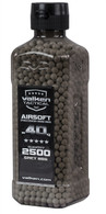 Valken Tactical Airsoft Precision .40g BB'S 2500rds Grey