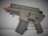 ARES Amoeba CCP M4 Airsoft AEG Machine Pistol Dark Earth