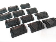 PCK Thermal Rail Covers 12 Piece by CAA