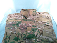 MULTI-CAM Camo BDU Uniform Set Large