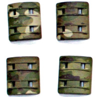RIS Rail XTM Covers MultiCam 4 Piece