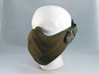 TMC Neoprene Hard Foam Half Mask in OD