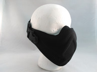TMC Neoprene Hard Foam Half Mask in Black