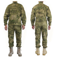 A TACS FG Camo BDU Uniform Set Large