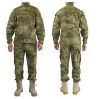 A TACS FG Camo BDU Uniform Set Large