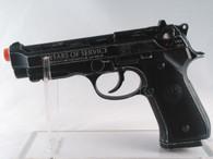 Elite Force Beretta M92 Commemorative Semi/Auto Limited Edition Co2 Blowback Airsoft Pistol