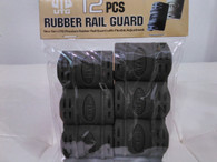 Rubber Rail Covers in OD by UTG