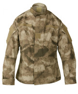 A TACS AU Camo BDU Uniform Set Large