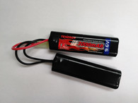 Tenergy 9.6v 2000 MAH Nun chuck mini Battery