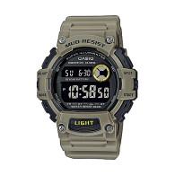 Casio 48mm Quartz Digital Mud Resistant Watch Khaki