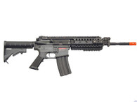 JG M4A1 S System Airsoft AEG in black