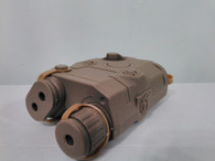 PEQ-15 Airsoft Battery Box in FDE