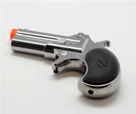 MARUSHIN 6MM DERRINGER gas Pistol in Silver