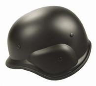 Military Helmet in Black