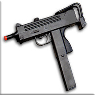 KWA M11A1 GBB SMG NS2 in Black