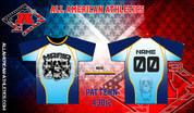 A3 Custom Uniform Design Option 12