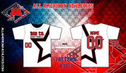 A3 Custom Uniform Design Option 13