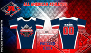 A3 Custom Uniform Design Option 14