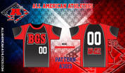 A3 Custom Uniform Design Option 15