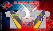 A3 Custom Uniform Design Option 16