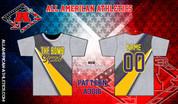 A3 Custom Uniform Design Option 16
