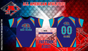 A3 Custom Uniform Design Option 17