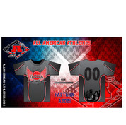 A3 Custom Uniform Design Option 21