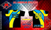 A3 Custom Uniform Design Option 23