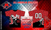 A3 Custom Uniform Design Option 25