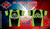 A3 Custom Uniform Design Option 28