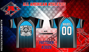 A3 Custom Uniform Design Option 29