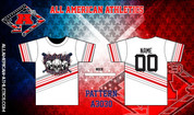 A3 Custom Uniform Design Option 30